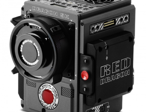 Why a Red Scarlet-w?