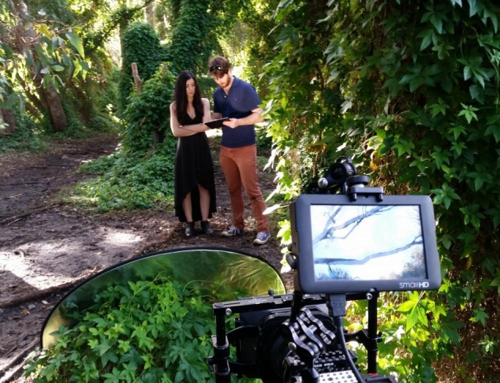 Debut Music Video: Sarah Robinson, Soar