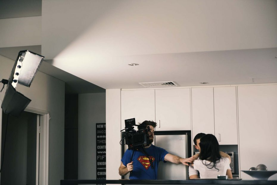 Directing in the kitchen