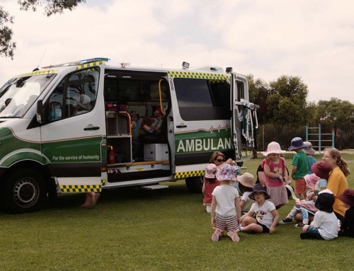 ST. JOHN AMBULANCE, PERTH YOUTH ENGAGEMENT