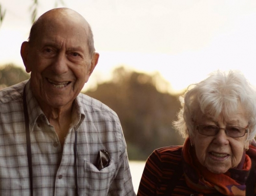 Freda & Hal's Story: Independent Living Centre