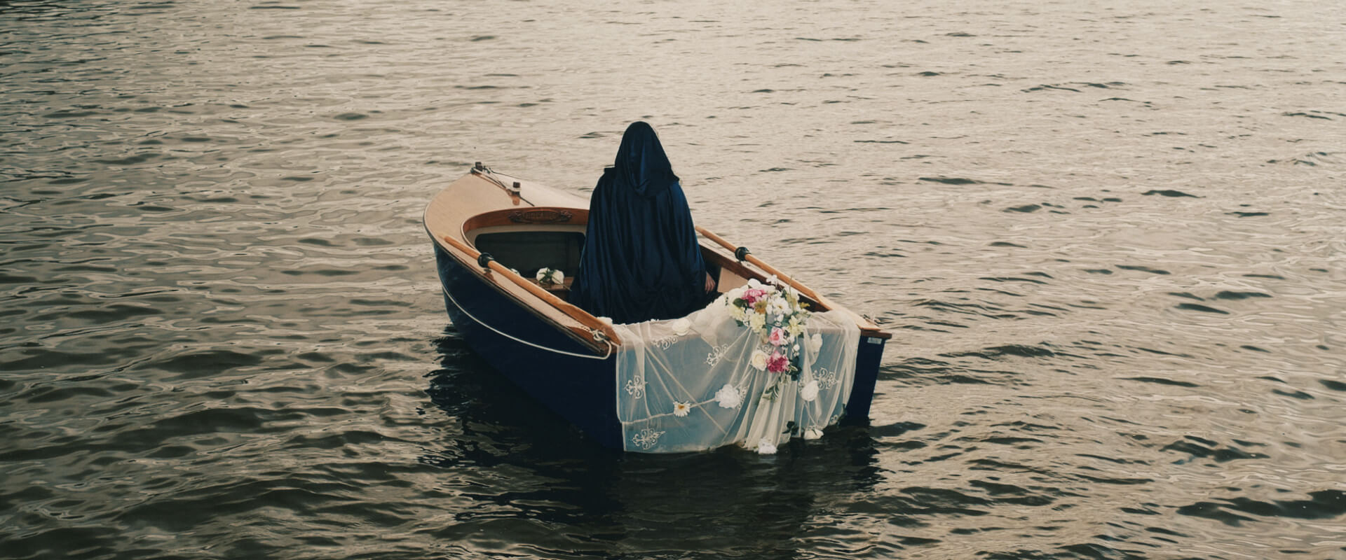 Aminah Hughes' New Music Video 'Blue Wooden Boat'