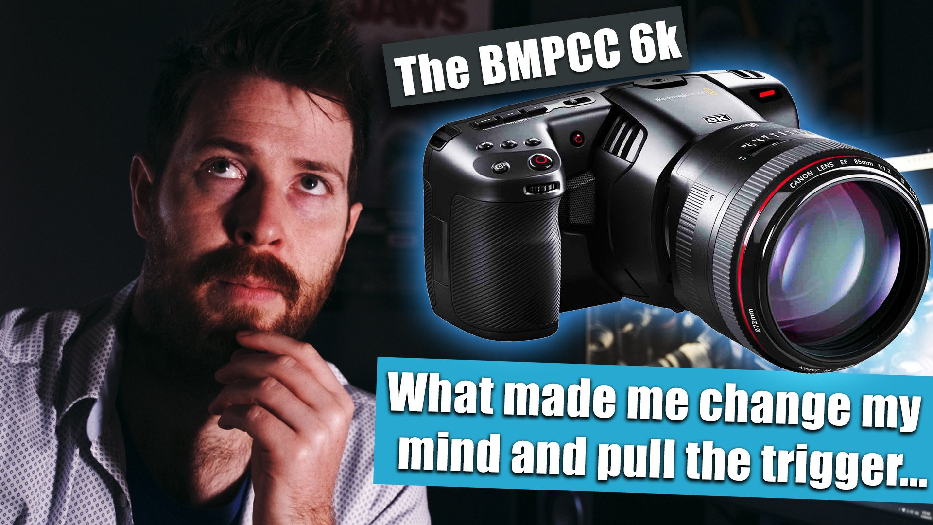 BMPCC 6k – 10 Reasons Why a RED shooter changed his mind (and bought one)